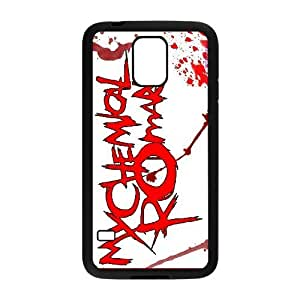 James-Bagg Phone case - My Chemical Romance Music Band Pattern Protective Case For Samsung Galaxy S5 Style-5