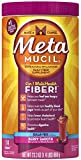 Metamucil Smooth Texture Berry Burst Sugar-Free 114 Each (Pack of 4)