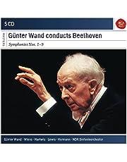Gunter Wand Conducts Beethoven Symphonies 1-9