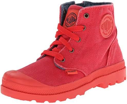 Palladium Pampa Hi Zipper Boot (Little Kid)