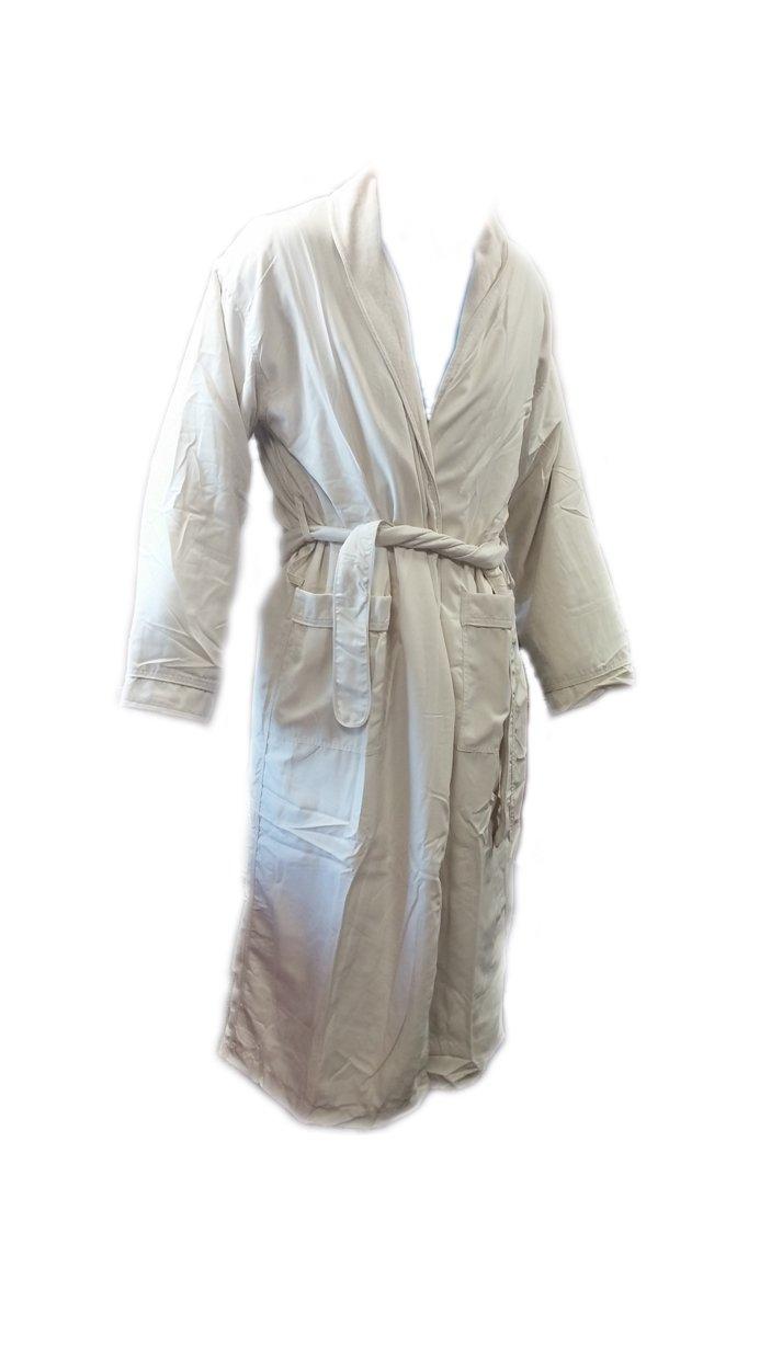 Koni Spa Bath Robe, Size XXXL, Sandalwood (Tan)