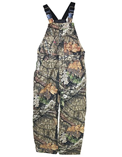 Walls Women's Hunting Insulated Bib Overall, Mossy Oak Breakup Country, 2X Regular