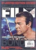 Total Film Magazine October 2008 #139 (James Bond Thunderball Cover)))