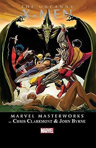 book cover of Uncanny X-Men Masterworks Vol. 3