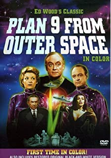 Plan 9 From Outer Space - THE PREQUEL! (Plan 9 From Outer Space! Book 1)