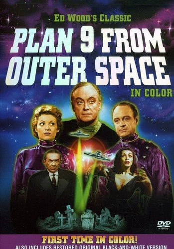 Plan 9 from Outer Space by LEGEND FILMS