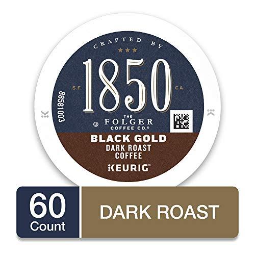 1850 Black Coffee Keurig Brewers product image