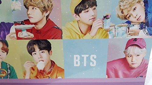 Korea Drama BTS Calendar 2019/2020 BTS Included Sticker 3 Count