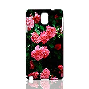 Beautiful Rose 3D Rough Case Skin, fashion design image custom, durable hard 3D case cover, Case New Design for Samsung Galaxy Note 3 , By Codystore