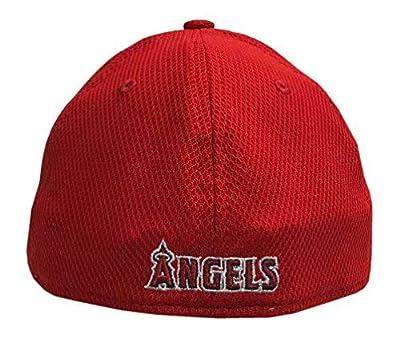New Era MLB Anaheim Angels Diamond Era 39Thirty Baseball Hat Cap 11403333