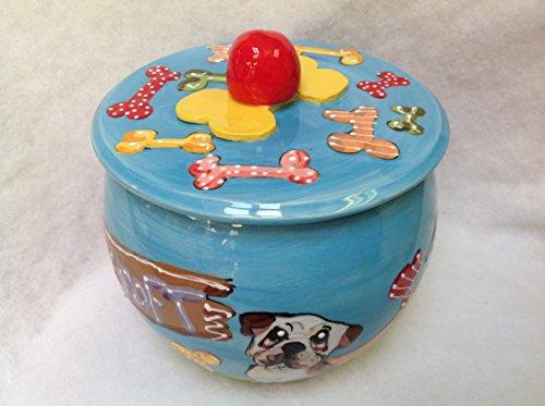 french bulldog treat jar - 5