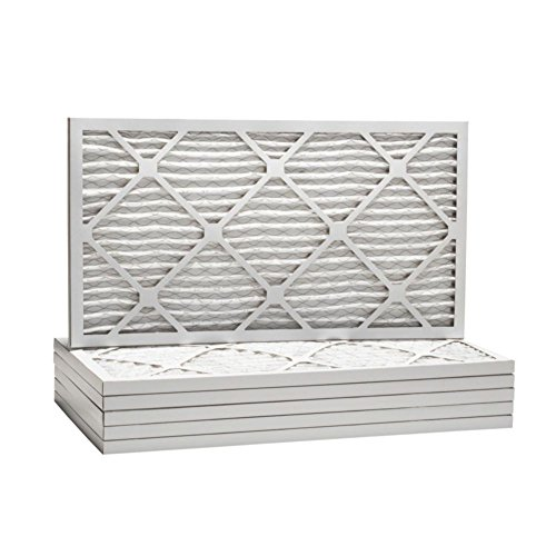 "ComfortUp WP80S.011121 - 11"" x 21"" x 1 Premium MERV 8 Pleated Air Filter - 6 pack"