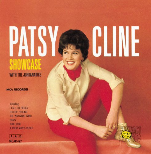 Mp3 Showcase - Patsy Cline Showcase With The Jordanaires