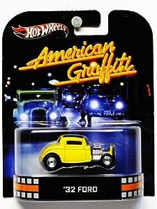 American Graffiti '32 Ford 2013 RETRO Hot Wheels Limited Edition 1:64