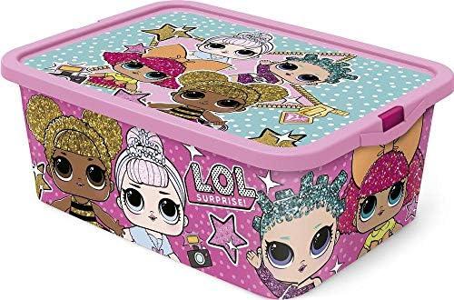LOL Surprise-Caja Click 13 litros, Multicolor, No Aplica (STOR 1 ...