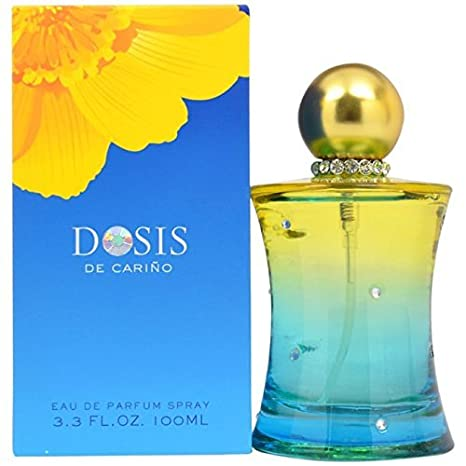Dosis De Carino Eau De Parfums Spray for Women, 3.3 Ounce By Alejandra Espinoza