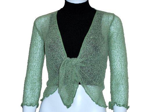 Bolero para mujer, gama de colores Green - 50