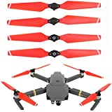 Hobby Signal Colorful 8330F Propellers Quick Release Foldable Props for DJI MAVIC PRO ( RED )