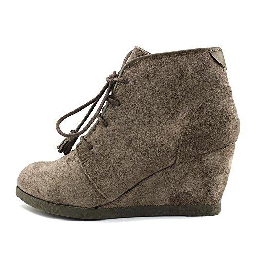 Wedge Madden Dallyy 5 Women US 9 Brown Heel Girl xZZrq0nwAz
