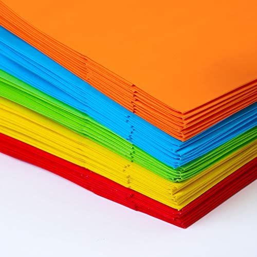 Amazon.com: Coobey - Bolsas de papel kraft para fiestas (50 ...