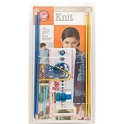 Boye I Taught Myself To Knit, No DVD