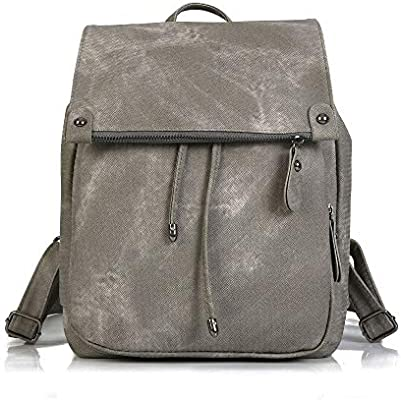 Zlk Backpack Backpack Female College Wind Student Bag MenS Travel Backpack