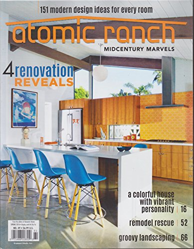 Atomic Ranch Magazine Spring 2016