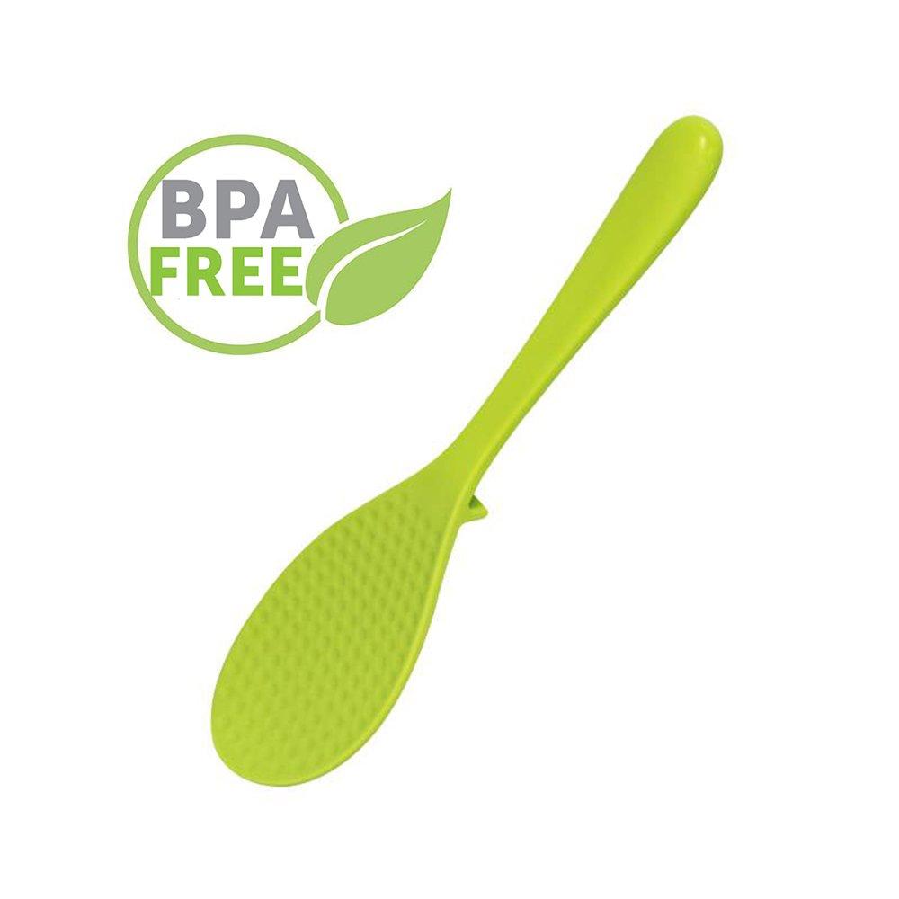 Truefun KW-007-01 Orange BPA-Free Non Stick Rice Paddle