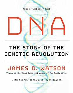 Book Cover: DNA: The Story of the Genetic Revolution