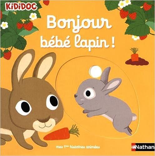 Bonjour bébé lapin ! pdf