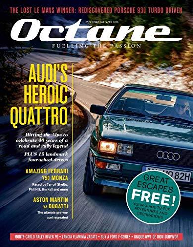 More Details about Octane Magazine
