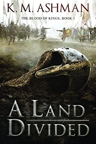 book cover of A Land Divided