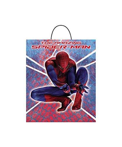Halloween Spider Man Essential Treat Bag]()