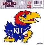 jayhawk window decal - NCAA Kansas Jayhawks Small Window Decal/Stickers