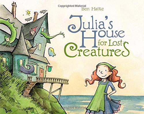 Julia's House for Lost Creatures by First Second (Image #3)