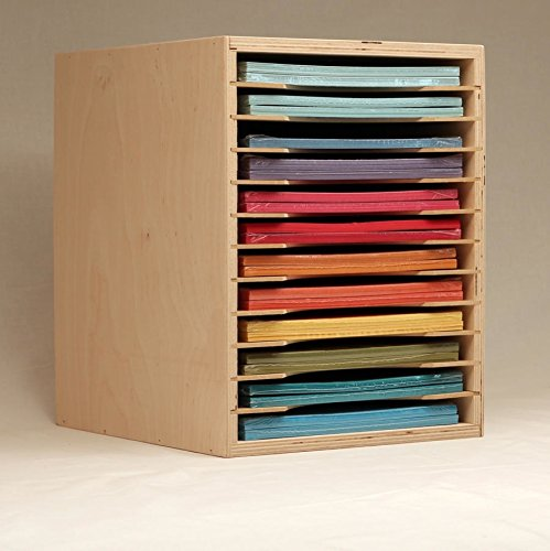 8.5'' x 11'' Paper Holder by Stamp-n-Storage