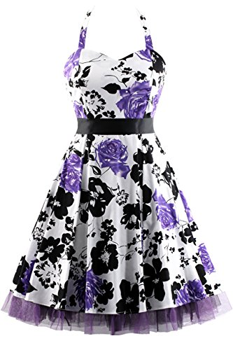 OTEN Womens Vintage Rockabilly Cocktail product image
