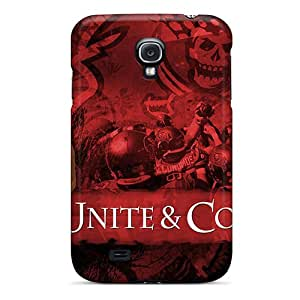 Samsung Galaxy S4 IQr114jClQ Allow Personal Design Stylish Tampa Bay Buccaneers Series Shock-Absorbing Hard Cell-phone Cases -MansourMurray