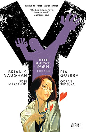y the last man book 1 - 5
