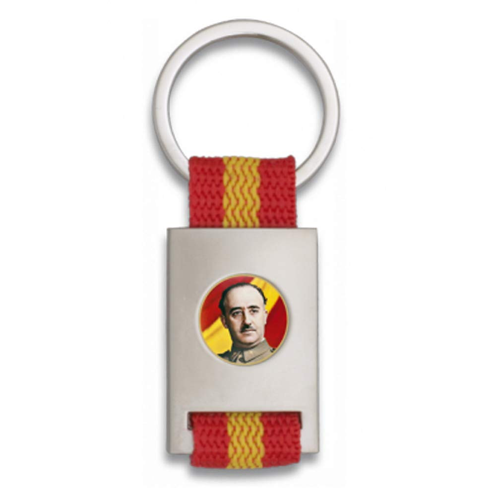 Llavero Franco España