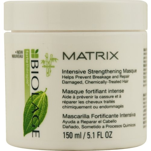 Strengthening Intensive Biolage Masque (Biolage Intensive Strengthening Masque, 5 Ounce)