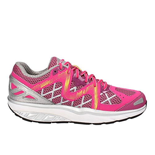 Fucsia EU 37 Sneakers MBT Textil Mujer PxwUpZIf