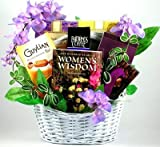 Treat Her Like a Lady -Gift Basket w/Gourmet Cookies