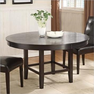 Amazoncom Modus Furniture 2Y2161R48 Bossa Round Dining Table