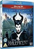 Maleficent (3D & 2D) [ Blu-Ray, Reg.A/B/C Import - United Kingdom ]