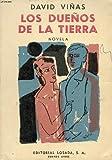 Front cover for the book Los Duenos de la Tierra by David Vinas