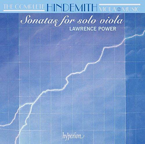 (Hindemith: Complete Viola Music Vol.2 - Sonatas for Solo Viola)