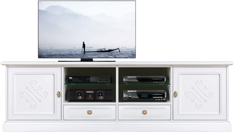 Arteferretto Mueble TV Anchura 2 m colección You: Amazon.es: Hogar