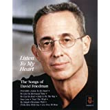 Listen to My Heart - The Songs of David Friedman (P/V/G Composer Collection)