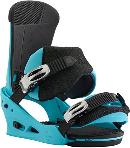 Burton Custom Snowboard Bindings Mens Sz M (8-11) ()